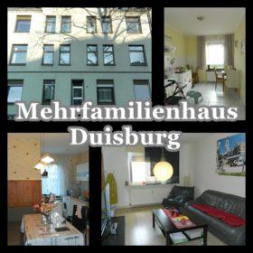 Kapitalanlage Verkauf Haus Duisburg Mehrfamilienhaus